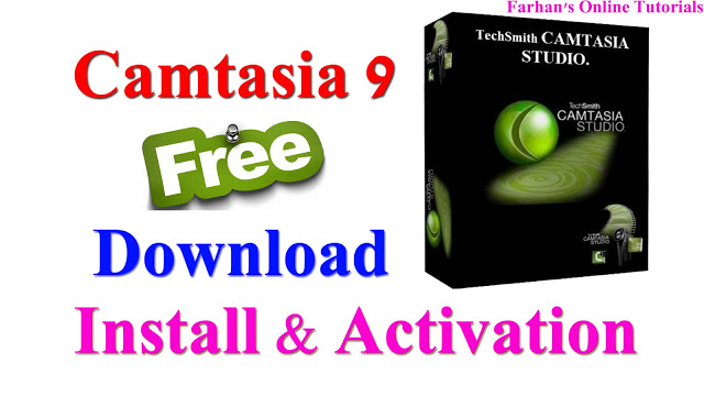 camtasia studio 9 free download for windows 10